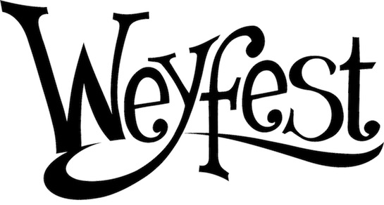 WEYFEST - THE ANNUAL MUSIC FESTIVAL IN THE SURREY HILLS